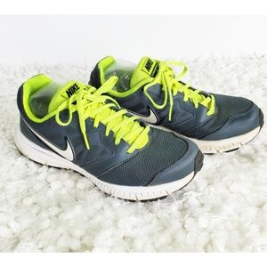 Nike downshifter tennis shoes mens size 8